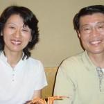 Atsuko and Yasumasa Shiwaku