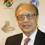 Ambassador Anwarul K. Chowdhury, President of the UN Security Council, President of UNICEF board, UN Under-Secretary-General, the Senior Special Advisor to the Un General Assembly President