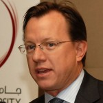 Justin Siberell, US Consul General Dubai, Director American Center Alexandria 2006